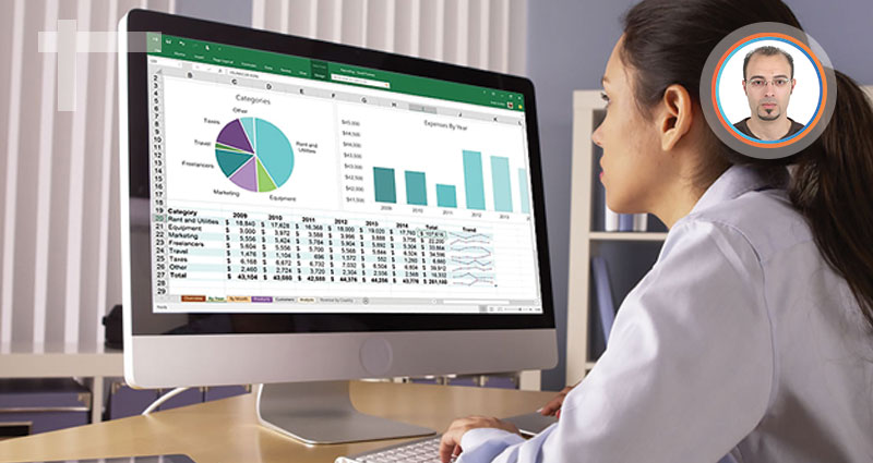 دورة الاكسل ( Microsoft Excel ) المتقدم