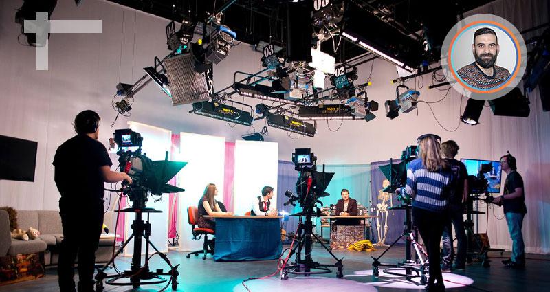 دورة صناعة البرنامج التلفزيوني