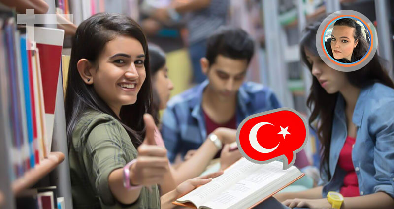 دورة اللغة التركية A1 - مدربة تركية