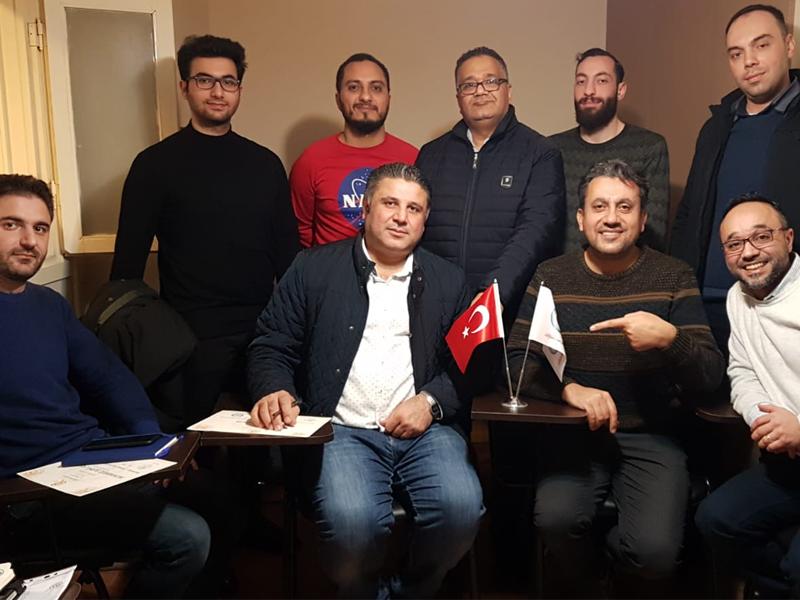 دورة قانون الضرائب التركية